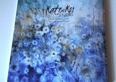 Florals by Kate Kos back