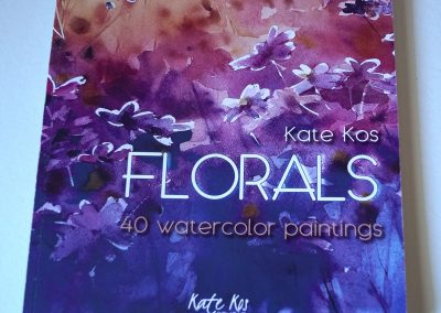 Florals by Kate Kos front