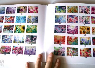 Florals by Kate Kos index