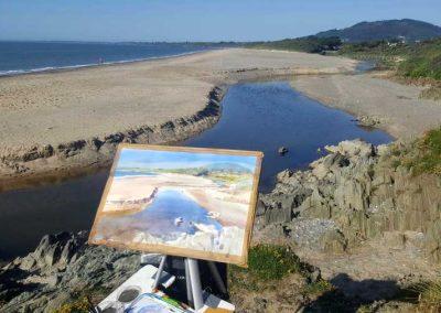 Kate Kos 'sea breeze ' outdoor experience