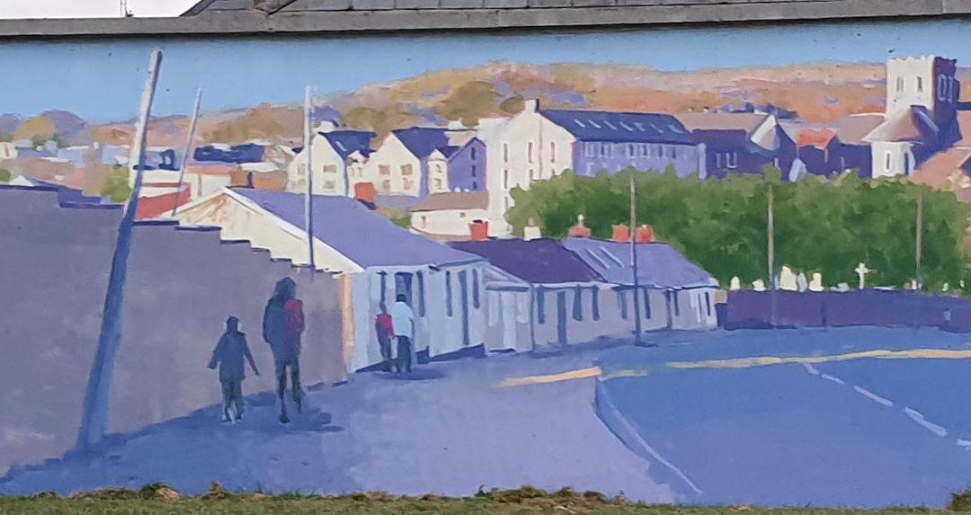 Gorey Mural