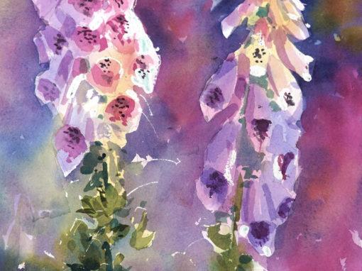 Heavy Blooms